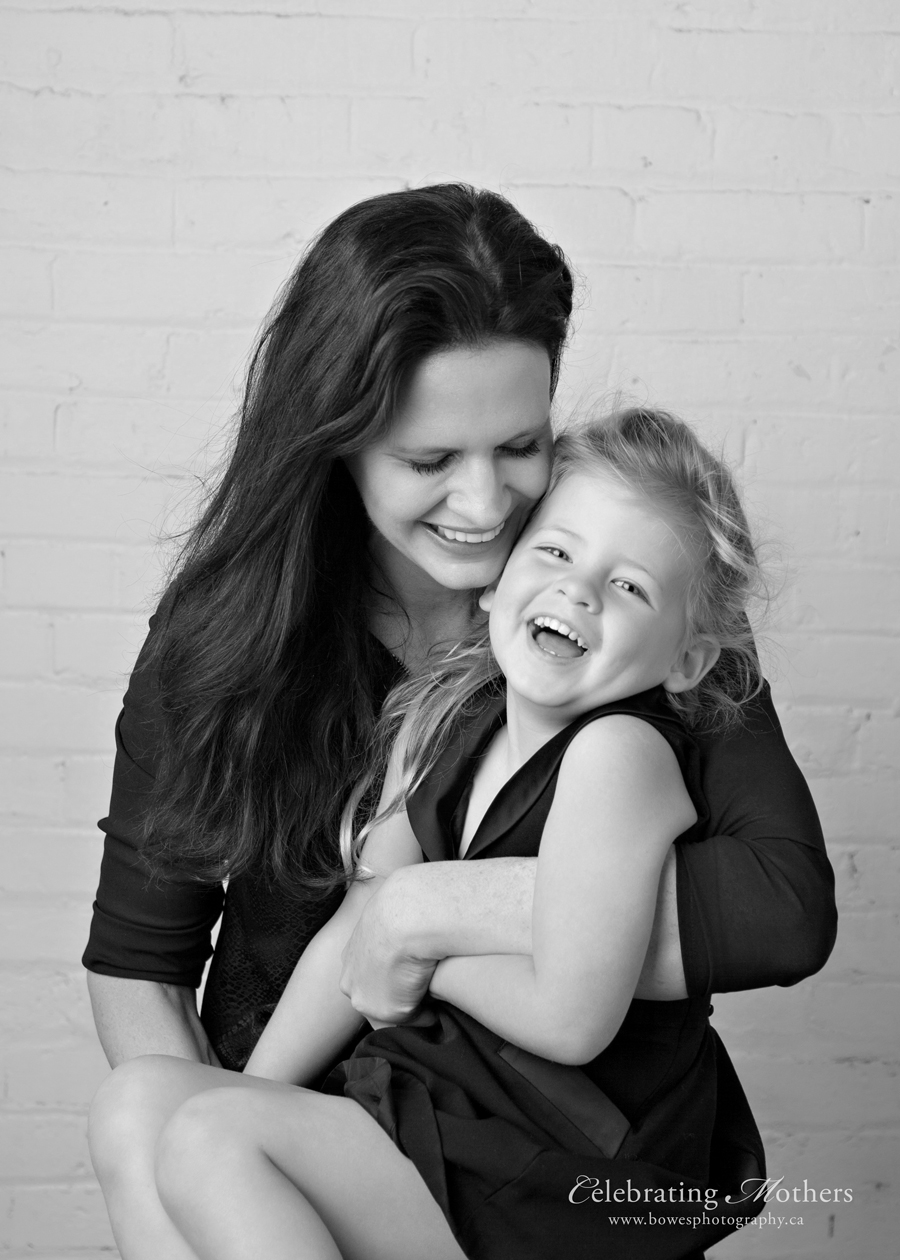 calgary mother and child photography sessions