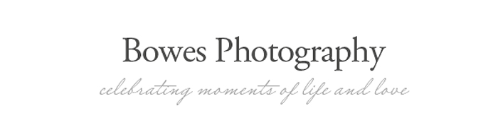 Bowes Photography ~baby art~ logo